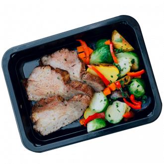 Gym Rat - Healthy Pre-Prepared Meals by Roundabout Meal Prep